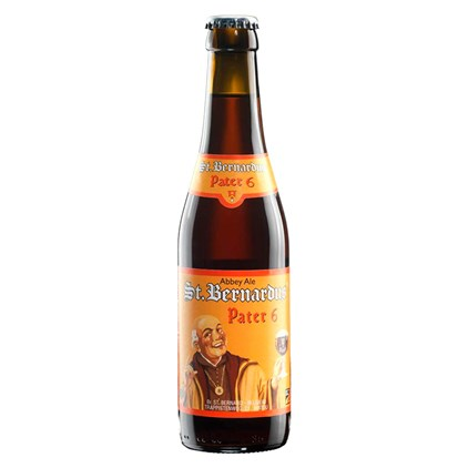 Cerveja St. Bernardus Pater 6 330ml