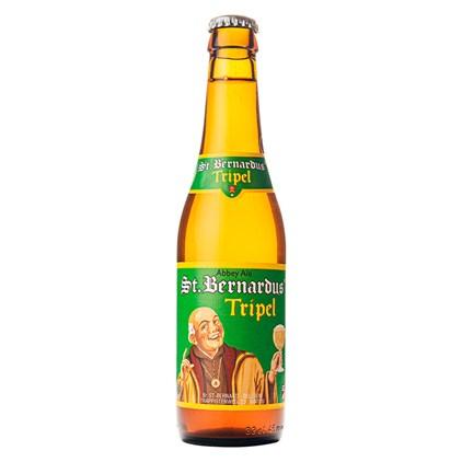 Cerveja St. Bernardus Tripel Garrafa 330ml