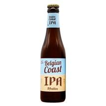 Cerveja St. Feuillien Belgian Coast IPA Garrafa 330ml