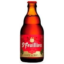 Cerveja St. Feuillien Noel Garrafa 330ml