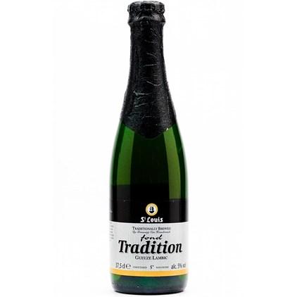 Cerveja St Louis Fond Tradition Gueuze Garrafa 375ml