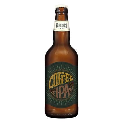 Cerveja St. Patrick's Coffee IPA Garrafa 500ml
