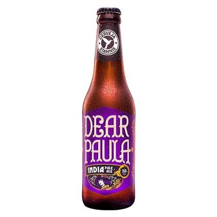 Cerveja Stannis Dear Paula IPA Garrafa 355ml