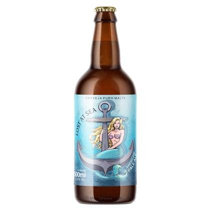 Cerveja Steudel Lost At Sea APA Garrafa 500ml