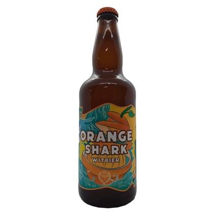 Cerveja Steudel Orange Shark Witbier Garrafa 500ml