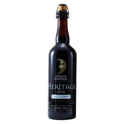 Cerveja Straffe Hendrik Heritage 2018 750ml