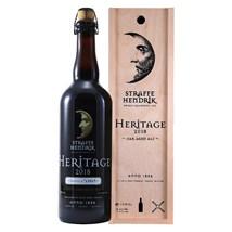 Cerveja Straffe Hendrik Heritage 2018 Garrafa 750ml