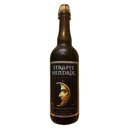 Cerveja Straffe Hendrik Quadrupel 750ml