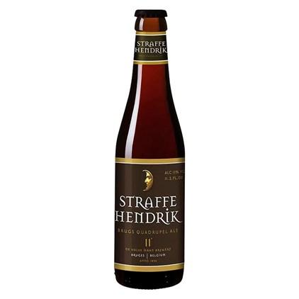 Cerveja Straffe Hendrik Quadrupel Garrafa 330ml