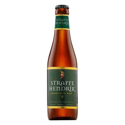 Cerveja Straffe Hendrik Tripel Garrafa 330ml