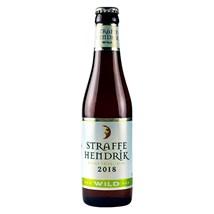 Cerveja Straffe Hendrik Wild 2018 Garrafa 330ml