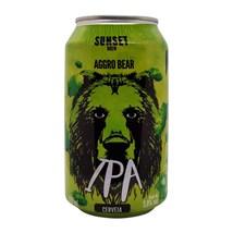 Cerveja Sunset Aggro Bear IPA Lata 350ml