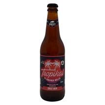 Cerveja Sunset Tropikal Golden Ale Garrafa 355ml