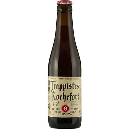 Cerveja Trappistes Rochefort 6 Garrafa 330ml
