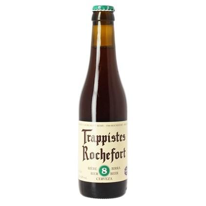 Cerveja Trappistes Rochefort 8 Garrafa 330ml