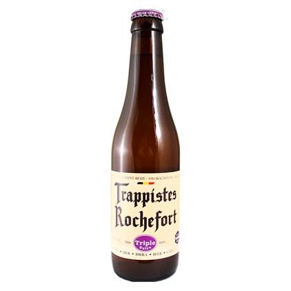 Cerveja Trappistes Rochefort Triple Extra Garrafa 330ml