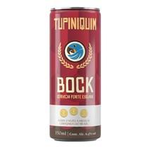 Cerveja Tupiniquim Bock Lata 350ml