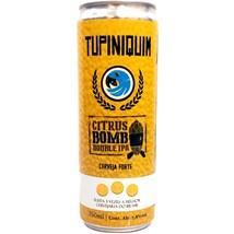 Cerveja Tupiniquim Citrus Bomb Lata 350ml