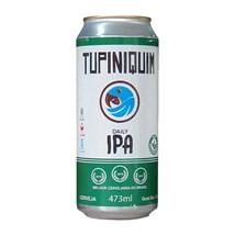 Cerveja Tupiniquim Daily IPA Lata 473ml