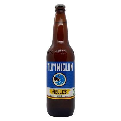 Cerveja Tupiniquim Helles Garrafa 600ml