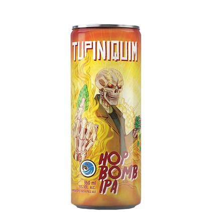 Cerveja Tupiniquim Hop Bomb Lata 350ml