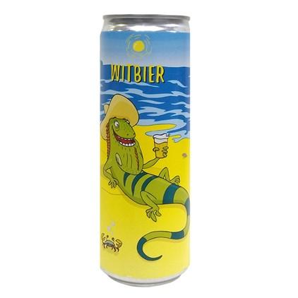 Cerveja Tupiniquim Ligera Witbier Lata 350ml