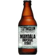 Cerveja Tupiniquim Mandala Imperial Stout Garrafa 310ml