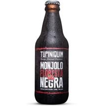 Cerveja Tupiniquim Monjolo Floresta Negra Garrafa 310ml
