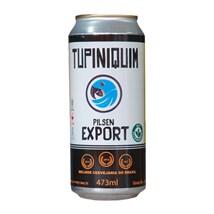 Cerveja Tupiniquim Pilsen Export Lata 473ml