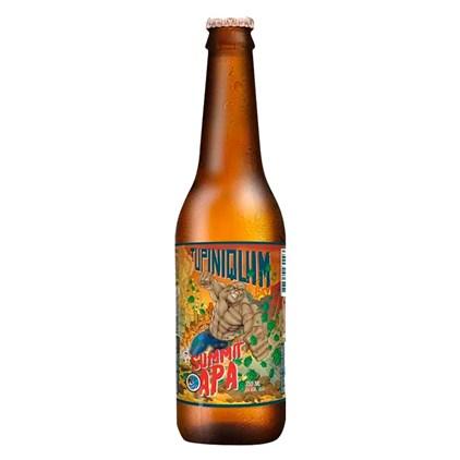 Cerveja Tupiniquim Summit APA Garrafa 350ml