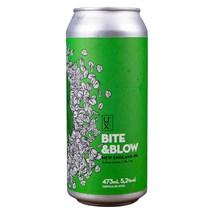 Cerveja Ux Brew Bite & Blow NEIPA Lata 473ml