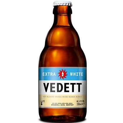 Cerveja Vedett Extra White Garrafa 330ml