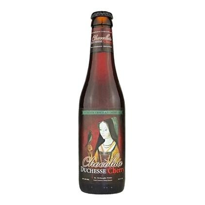 Cerveja Verhaeghe Duchesse Chocolate Cherry Garrafa 330ml