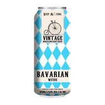 Cerveja Vintage Bavarian Weiss Lata 473ml