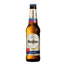 Cerveja Warsteiner Fresh Sem Álcool Garrafa 330ml
