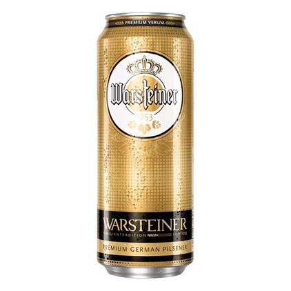 Cerveja Warsteiner Premium Lata 500ml