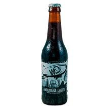 Cerveja Way Beer Amburana Lager Garrafa 355ml