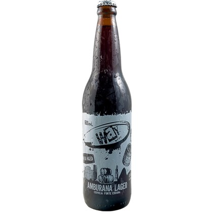 Cerveja Way Beer Amburana Lager Garrafa 600ml