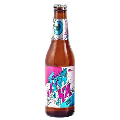 Cerveja Way Beer IPA LOKA Garrafa 355ml