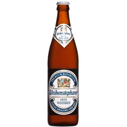 Cerveja Weihenstephaner Hefe-Weiss Garrafa 500ml