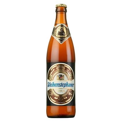 Cerveja Weihenstephaner Vitus Garrafa 500ml