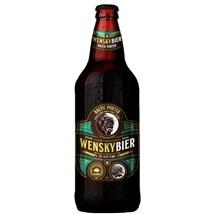 Cerveja Wensky Beer Baltic Porter Garrafa 600ml