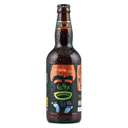 Cerveja Wensky Beer Curupira Garrafa 500ml