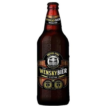 Cerveja Wensky Beer Drewna Piwa Garrafa 600ml