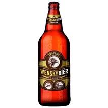 Cerveja Wensky Beer Pilsen Garrafa 600ml