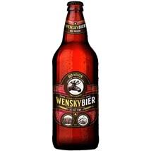 Cerveja Wensky Beer Red Weizen Garrafa 600ml