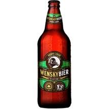 Cerveja Wensky Beer Vienna Lager Garrafa 600ml