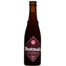Cerveja Westmalle Dubbel Garrafa 330ml