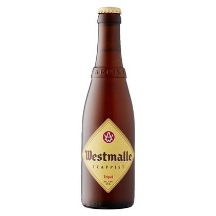 Cerveja Westmalle Tripel Garrafa 330ml