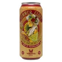 Cerveja Wonderland Summer Glory American Wheat Lata 473ml